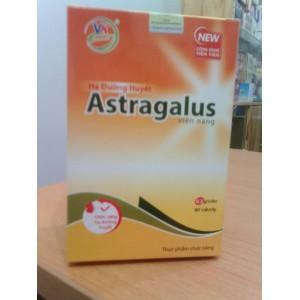 Hạ đường huyết Astragalus