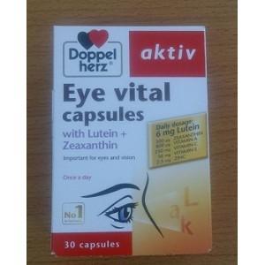 Doppelherz Aktiv Eye Vital Capsules