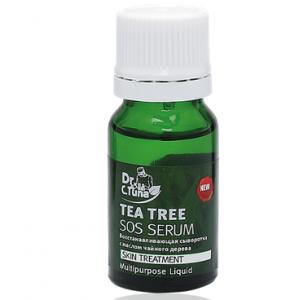 Serum hỗ trợ trị mụn cấp tốc Dr. C.Tuna Tea Tree Sos Serum