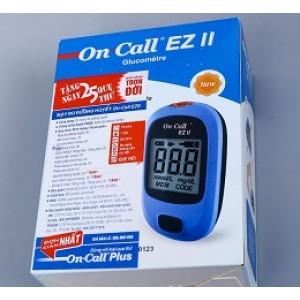 Máy đo đường huyết On- Call EZII