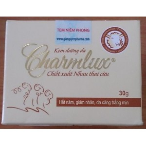 Cream Charmlux sheep placenta extract