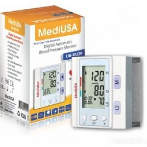 Máy đo huyết áp cổ tay tự động MediUSA UB-W220