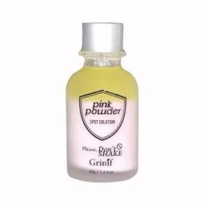Bột chấm mụn Grinif Pink Powder