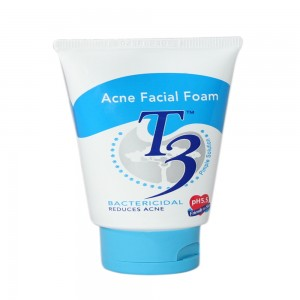 T3 ACNE FACIAL FOAM