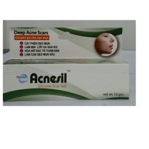Gel trị mụn Acnesil