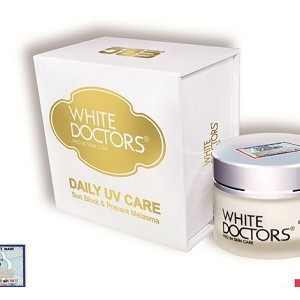 White Doctors Daily UV Care