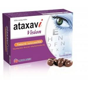 Viên nang mềm ataxavi Vision