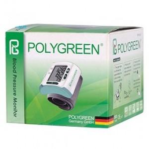 Máy đo huyết áp cổ tay điện tử tự động Polygreen KP- 6230