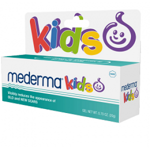 Kem trị sẹo dành cho trẻ em Mederma Kids
