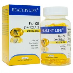 HEALTHY LIFE OMEGA 3 EPA, DHA