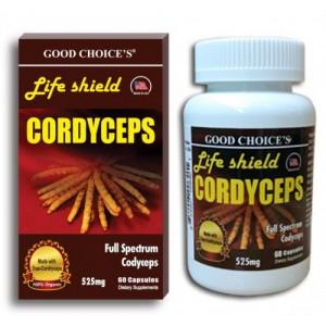 ĐÔNG TRÙNG HẠ THẢO  LIFE SHIELD CORDYCEPS