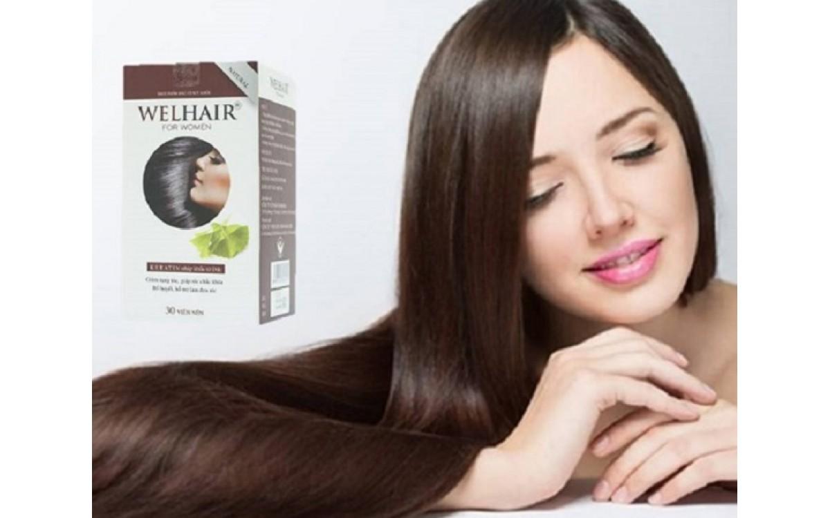 Top 8 viên uống mọc tóc nhanh nhất cho người hói đầu hiện nay